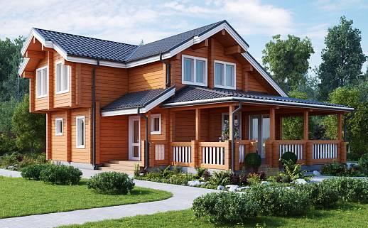 Проект дома №2262