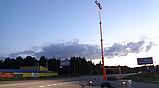 Автономная мобильная мачта освещения, фото 6