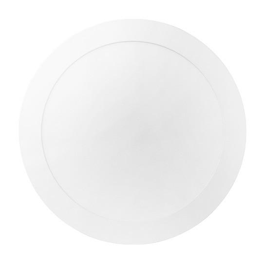 Светильник LED Спот встр. ROUND/R 18w 1440Lm  d220*8,5 4000K IP20 MEGALIGHT NEW