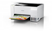Epson C11CG86412 МФУ струйное цв. L3156 A4, принтер, копир, сканер, USB, Wi-Fi