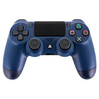 Джойстик Dualshock v2 для Sony PlayStation 4/синий (Midnight Blue)