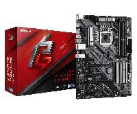 Intel 1200 H470 ASRock 4DDR4 6SATA 2xM.2 VGA DP HDMI ATX (H470 PHANTOM GAMING 4), фото 1