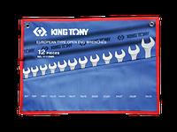 Комплект рожковых ключей 6-32 мм 12 предметов