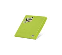 Салфетки бумажные (33х33) 2сл краевое тиснение SPA Premium цвет зеленый анис 25 листов