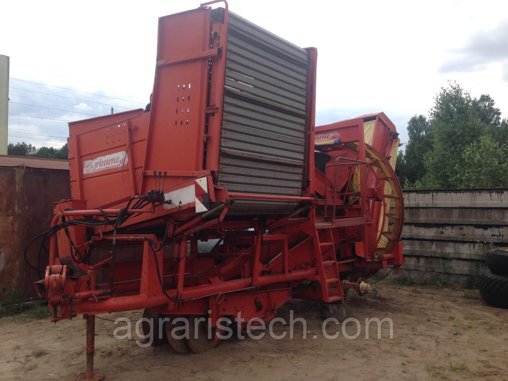 Картофелеуборочный комбайн Grimme HL750