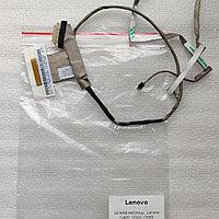 Шлейф для экрана ноутбука Lenovo ideapad G485, G580, G585. P/N: DC02001ES10