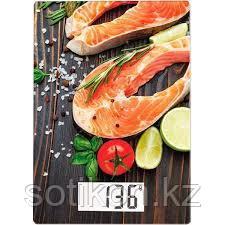 Весы кухонные Scarlett SC-KS57P37 (лосось), фото 2