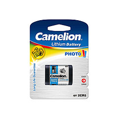 Camelion, Lithium 2CR5-BP1, батарейка