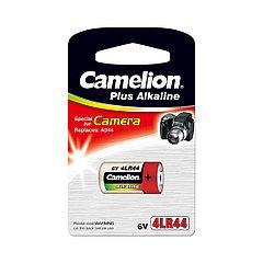 Camelion, Photo Plus Alkaline 4LR44-BP1C, батарейка