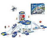 Игровой набор С+С Тойс (S+S Toys) POLICE CITY с набором  машинок. Вид 5