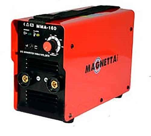Аппарат Magnetta Инверторный сварочный MMA-160  IGBT