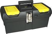 "Ящик для инструмента Stanley 2000 1-92-064 (STANLEY, 1-92-064, ЯЩИК ДЛЯ ИНСТРУМЕНТА ""2000"" С 2-МЯ"