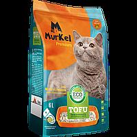 Murkel Tofu,комкующийся,соевый наполнитель,молоко,уп.5,2кг(12л.)