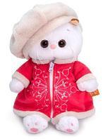 Кошечка Ли-Ли BABY в костюме со снежинкой мягкая игрушка