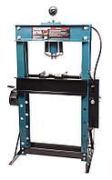 Forsage Пресс гидравлический напольный 40т, ручной/ножной привод (рабочая высота: 0-865мм, рабочая ширина: