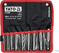 """Yato Набор пробойников для кожи 2,5-10мм (9шт) """"Yato"""" Yato YT-3590 10384"""