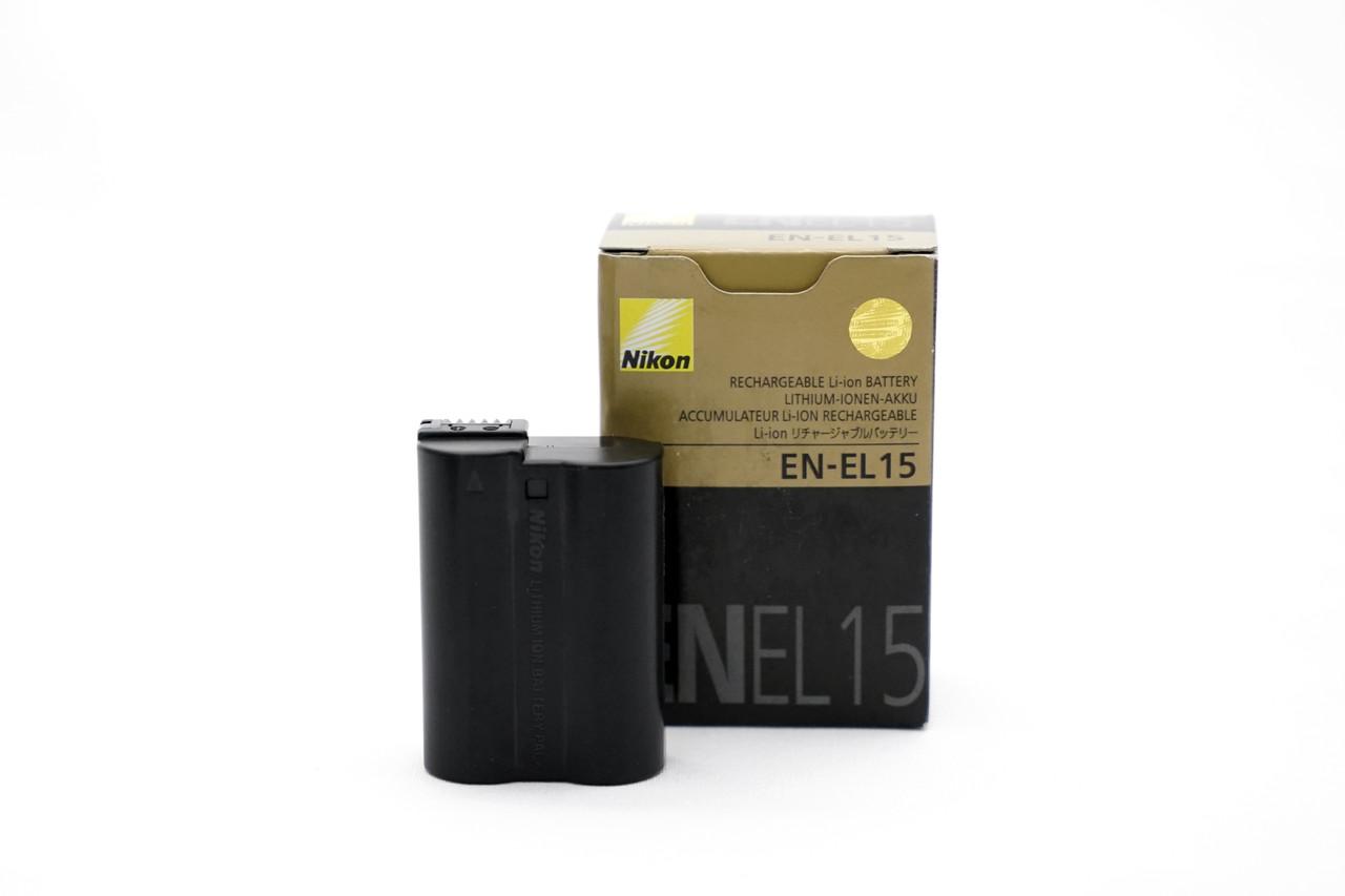 Аккумуляторы EN-EL15 (дубликат) на Nikon