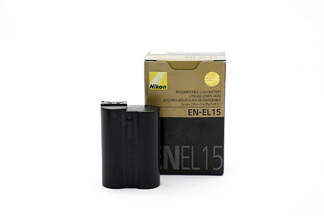 Аккумуляторы EN-EL15 (дубликат) на Nikon, фото 2