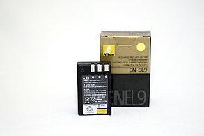 Аккумуляторы на Nikon D60 D40 D40X D3000 D5000 модель EN-EL9 (дубликат), фото 2