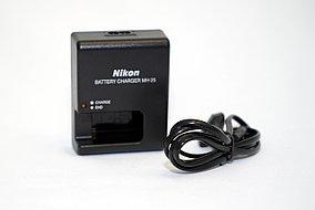 Зарядное устройство MH-25 на Nikon D7100, D7000,  D810, D800,  D800E,  D750, D610, D600, MB-D11  /EN-EL15/