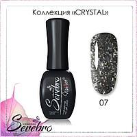 "Гель-лак ""Serebro collection"" Crystal №07, 11 мл"