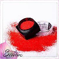 """Дизайн для ногтей """"Магия блеска"""" """"Serebro collection"""" , коллекция RED №01"""