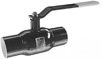 Кран шаровый LD КШЦП стандартнопроходной ду 80