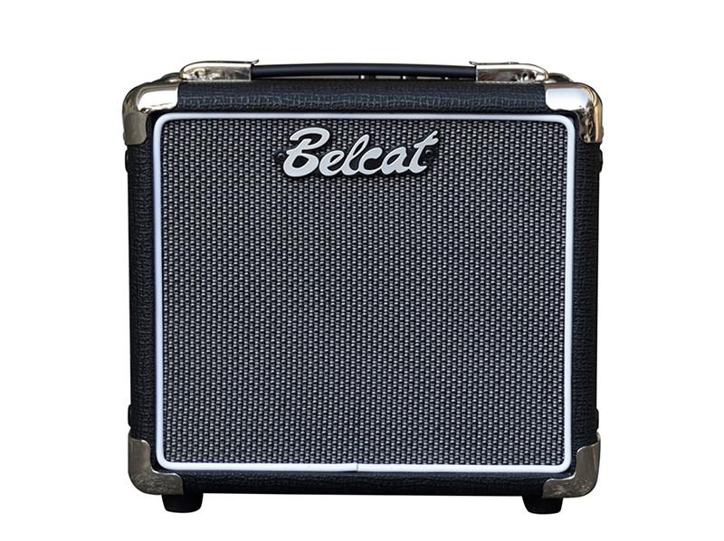 Гитарный комбоусилитель, 10Вт, (работает от батареек) Belcat Merit-10
