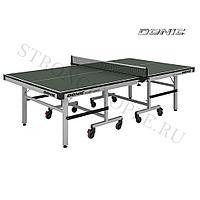 Теннисный стол профессиональный Donic Waldner Classic 25 зеленый, фото 1