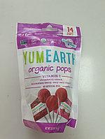 Органические леденцы Yumearth