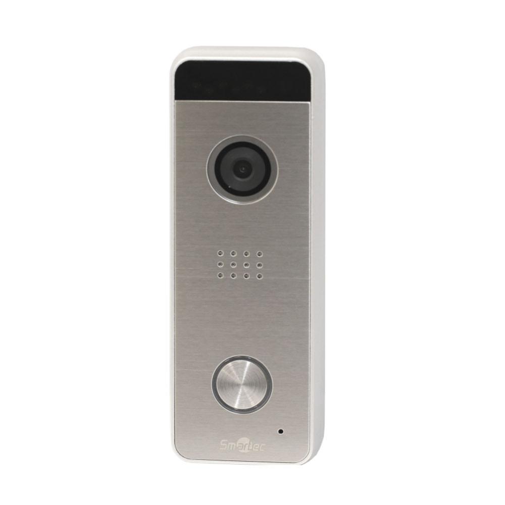 Вызывная панель видеодомофона Smartec ST-DS501H-SL, AHD, серебро