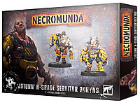 Necromunda: Jotunn H-Grade Servitor Ogryns (Некромунда: Огрины-Сервиторы Н-класса Йотун)
