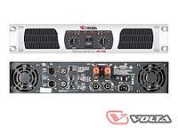 Профессиональный аналоговый двухканальный усилитель мощности PA-700