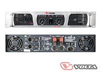 Профессиональный аналоговый двухканальный усилитель мощности PA-1200
