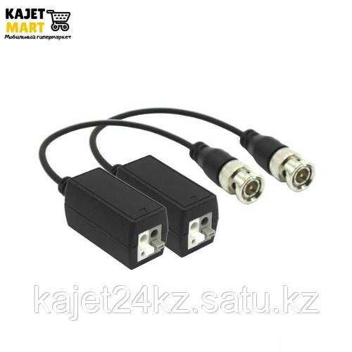 1-канальный POC-адаптер для передачи видеосигнала  PFM810