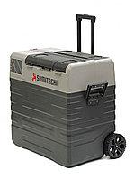 Холодильник автомобильный SUMITACHI ENX62, объём 62 л., 12В/24В и 100-240В компрессорный