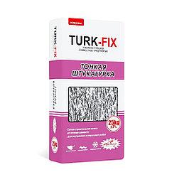 ТОНКАЯ ШТУКАТУРКА TURK-FIX 25 кг.