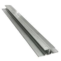 Алюминиевый H-профиль для гранита №2 580 см * 4 см * 1,7 см