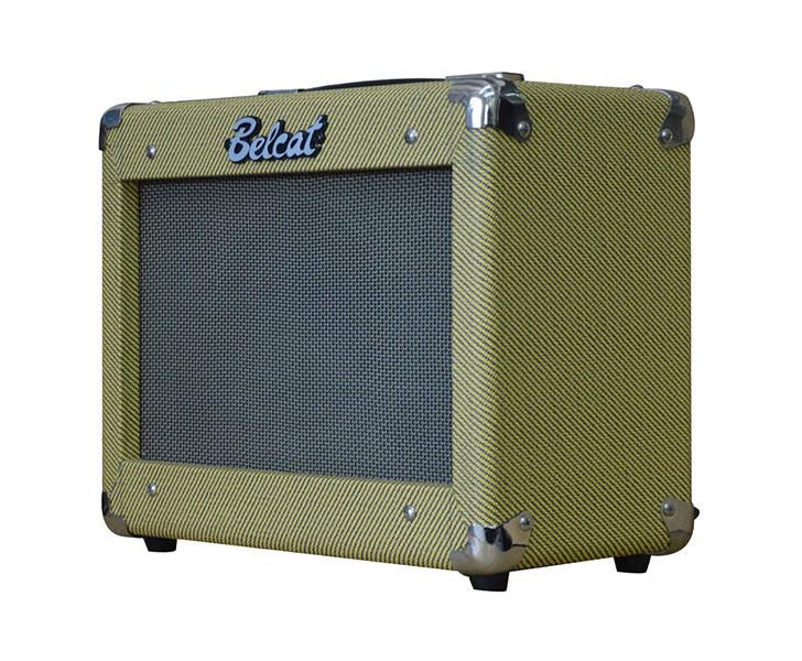 Гитарный комбоусилитель, 15Вт, Belcat V15G Vintage Series
