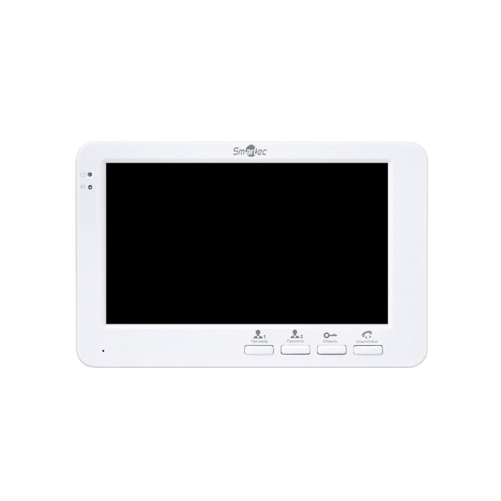 Монитор видеодомофона Smartec ST-MS107-WT