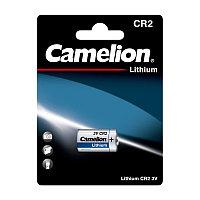 Литиевая батарейка Camelion CR2 3V