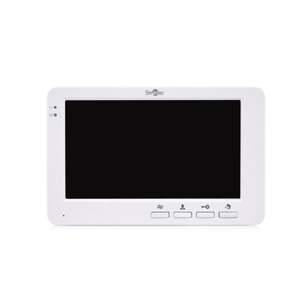 Монитор видеодомофона Smartec  ST-MS107HM-WT