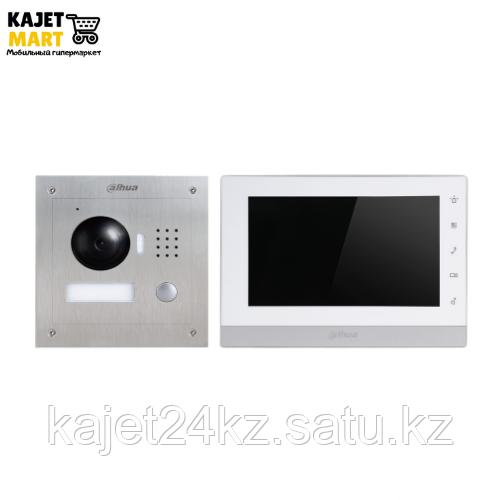 Комплект IP-домофонии VTKB-VTO2000A-VTH1550CH (s)