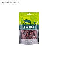 """Лакомство из баранины Titbit """"Косточки мясные"""" для собак, 145 г"""