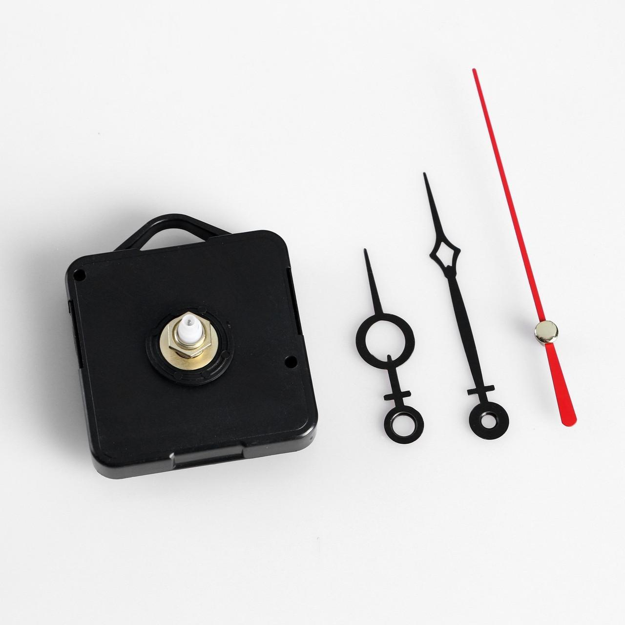 Набор, часовой механизм 3268 с подвесом, комплект стрелок 48/69 (1061)
