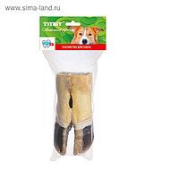 """Лакомство Titbit """"Путовый сустав говяжий"""" для собак, 480 г"""