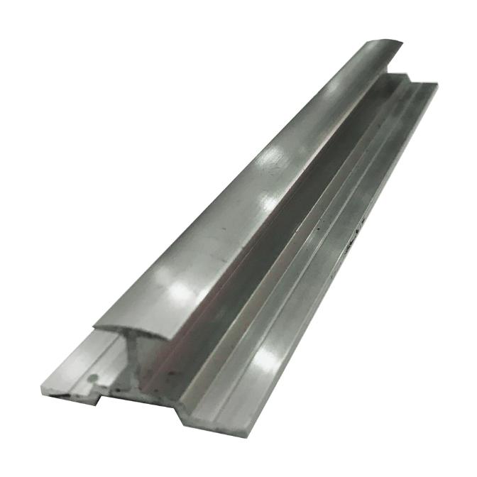 Алюминиевый H-профиль для керамогранита 580 см * 4 см * 2 см