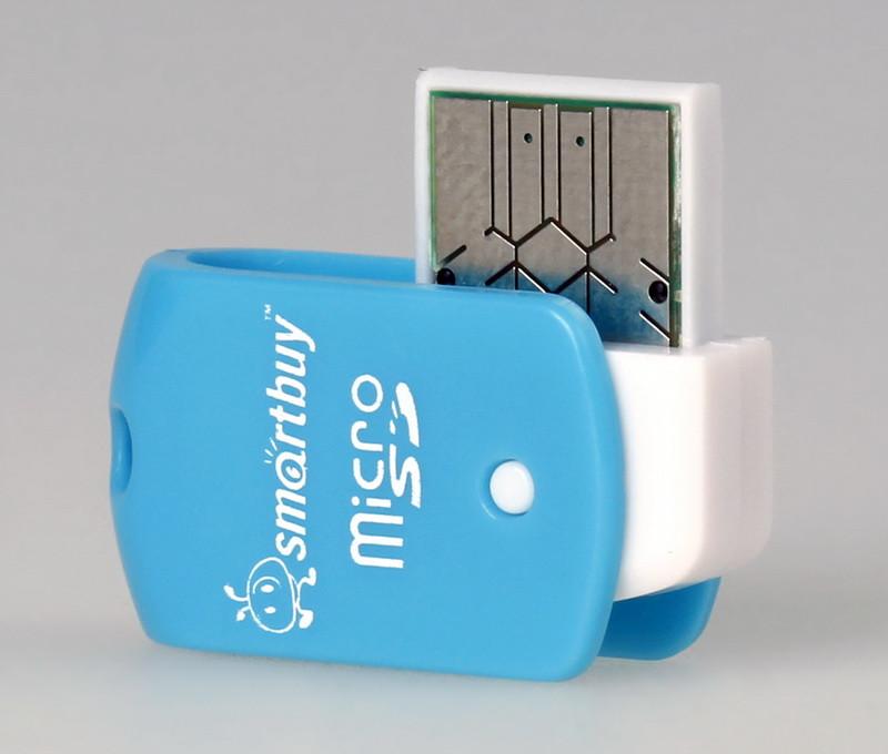 Картридер MicroSD Smartbuy SBR-706