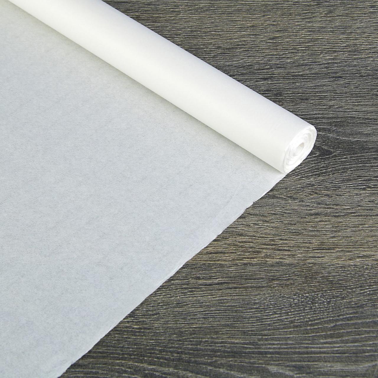Бумага рисовая ширина — 970 мм, длина рулона — 10 м, 35 г/м²