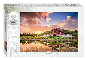 """Мозаика """"puzzle"""" 2000 """"Тайланд. Чиангмай. Королевский парк"""""""
